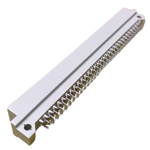 DIN41612 Connector,2x32Pos,female,right angle