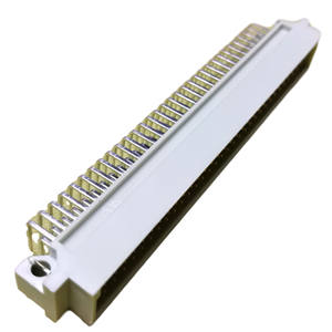 DIN41612 Connector,3row,96Pos,Female,Right angle