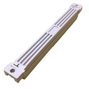 DIN41612 Connector,3row,96Pos,Male,Right angle,Add backboard