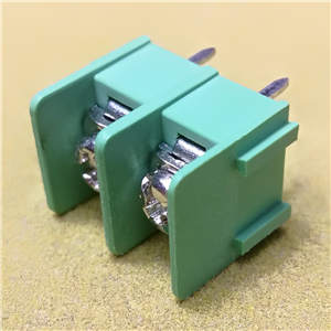 7.62mm Terminal Block connector,2Pos, Barrier