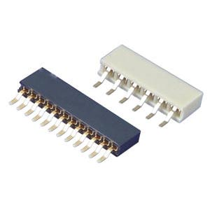 Pcb connector female header, 2.0mm Pitch, Height 6.35 Dua...